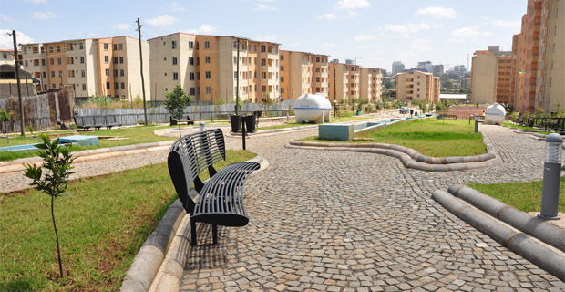 Addis Abeba Gets First In Kind Public Park At The Cost