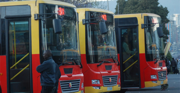 Gas Stations With Car Wash >> Addis to Get Two New Bus Depots